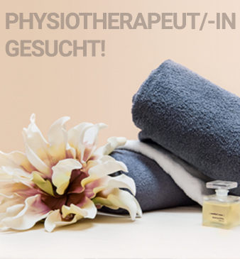 Physiotherapeut/-in gesucht